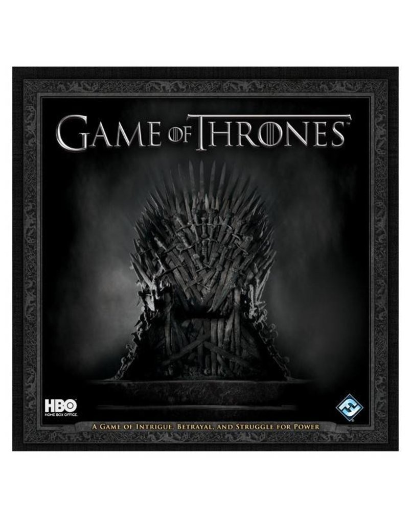 Fantasy Flight Games Game of Thrones Card Game (HBO Ed.)