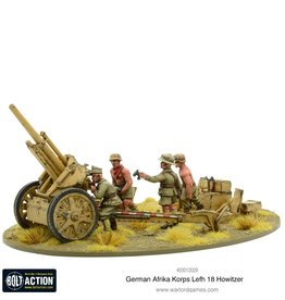 Warlord Games Afrika Korps LeFH 18 10.5cm Medium Artillery