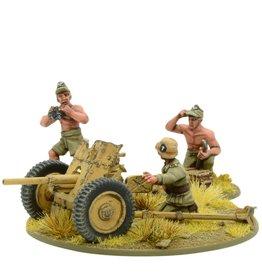 Warlord Games Afrika Korps Pak 36 Light Anti-tank Gun