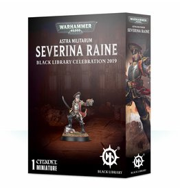 Games Workshop Severina Raine Commissar (Limited Edition)