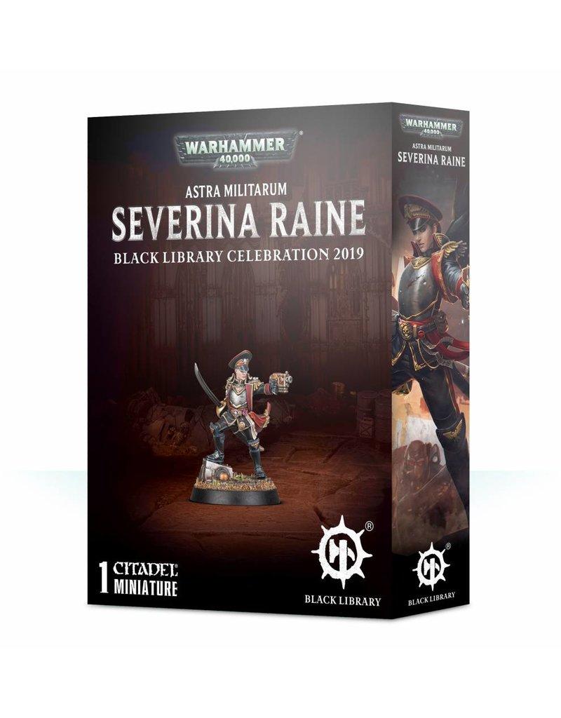 Games Workshop Astra Militarum Severina Raine Commissar (Limited Edition