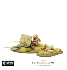 Warlord Games 8th Army 2 Pounder Anti-tank Gun