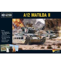 Warlord Games A12 Matilda II Infantry Tank