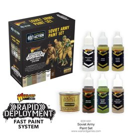 Warlord Games Soviet Paint Set