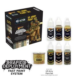 Warlord Games US Paint Set