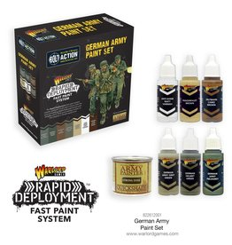 Warlord Games German Paint Set