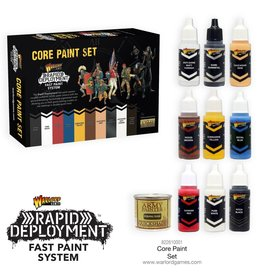 Warlord Games Warlord Core Paint Set