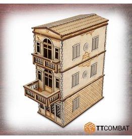 TT COMBAT Casa Diana