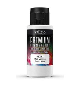 Vallejo Premium Matt Varnish 60ml