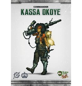 Wyrd Commander Kassa Okoye