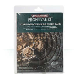 Games Workshop Forbidden Chambers Board Pack
