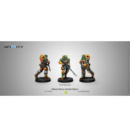 Corvus Belli Haidao Special Support Group (MULTI Sniper Rifle)