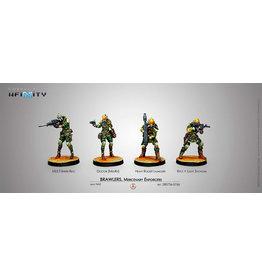 Corvus Belli Brawlers, Mercenary Enforcers