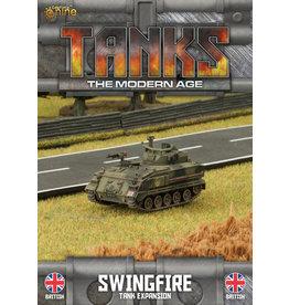 Battlefront Miniatures Swingfire Tank Expansion