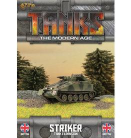 Battlefront Miniatures Striker/Milan Mct Tank Expansion