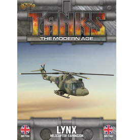 Battlefront Miniatures Lynx Helicopter Expansion