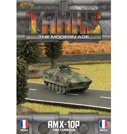 Battlefront Miniatures Amx10 Tank Expansion