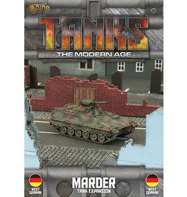 Battlefront Miniatures Marder Tank Expansion