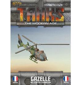 Battlefront Miniatures Gazelle Helicopter Expansion