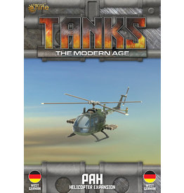Battlefront Miniatures Bo-105p PAH Helicopter Expansion
