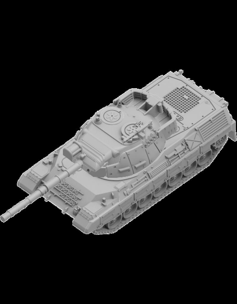 Miniature Tanks