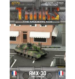 Battlefront Miniatures Amx30/155mm Sp Tank Expansion