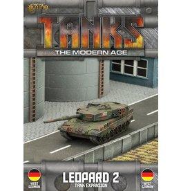 Battlefront Miniatures Leopard 2 Tank Expansion