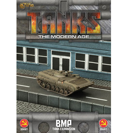 Battlefront Miniatures Bmp-1/Bmp-2 Tank Expansion