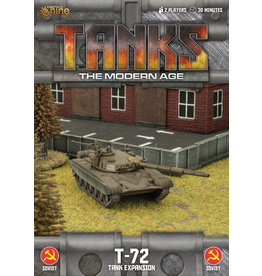 Battlefront Miniatures T-72 Tank Expansion