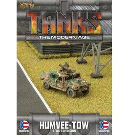 Battlefront Miniatures Humvee TOW Tank Expansion