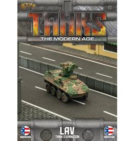 Battlefront Miniatures Lav/Lav At Tank Expansion