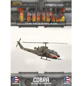 Battlefront Miniatures Ah-1 Cobra Helicopter Expansion
