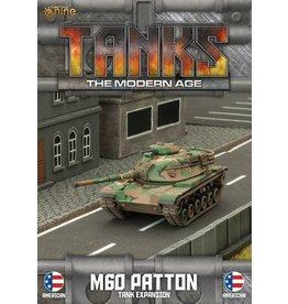 Battlefront Miniatures M60 Tank Expansion