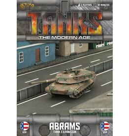 Battlefront Miniatures M1 / M1a1 / Ipm1 Tank Expansion