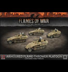 Battlefront Miniatures Armoured Flame-Thrower Platoon
