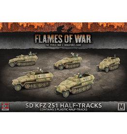 Battlefront Miniatures Sd Kfz 251 Transport
