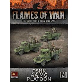 Battlefront Miniatures DSHK AA Platoon