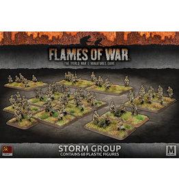 Battlefront Miniatures Soviet Storm Group