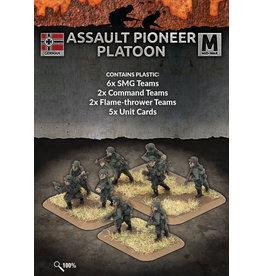 Battlefront Miniatures German Assault Pioneer Platoon