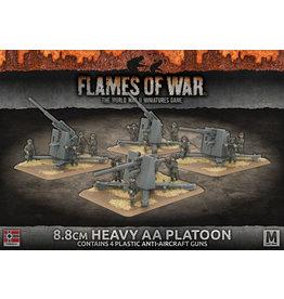Battlefront Miniatures German 8.8cm Heavy AA Platoon