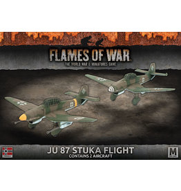 Battlefront Miniatures Ju 87 Stuka Flight