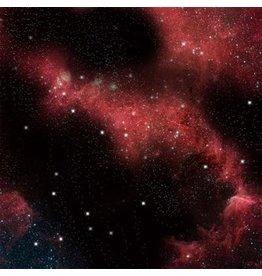 Gale Force 9 Crimson Gas Cloud Space Mat