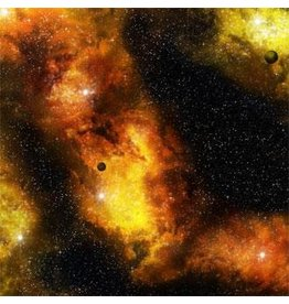 Gale Force 9 Fiery Nebula Space Mat