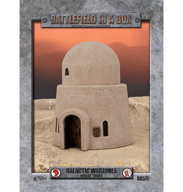 Gale Force 9 Galactic Warzones - Desert Tower