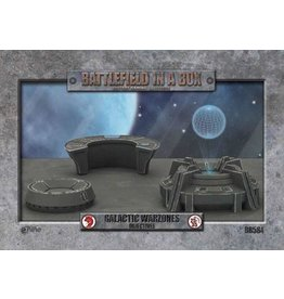 Gale Force 9 Galactic Warzones - Objectives