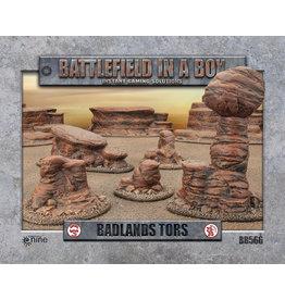 Battlefront Miniatures Badlands Tors