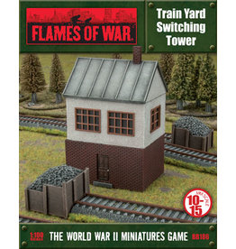 Gale Force 9 Train Yard Switching Tower