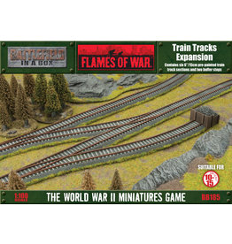Gale Force 9 Train Tracks Expansion