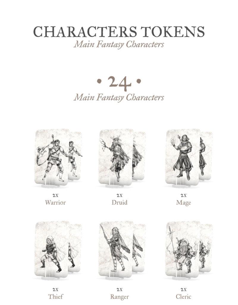 Game Start Fantasy World Creator Kit