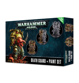 Games Workshop Death Guard Paint Set